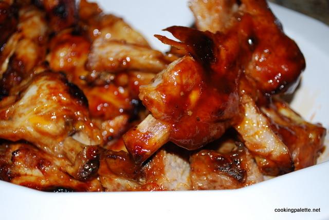 Приготовление крылышек барбекю барбекю стоимость кладки