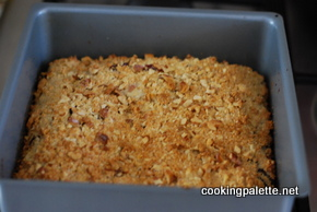 cranberry coffee cake with almond streusel  (7)