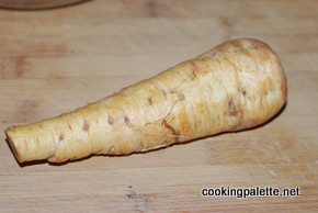 parsnip and potato puree (1)