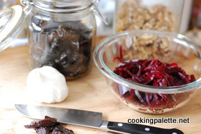 beets with garlic prunes and walnuts (1)