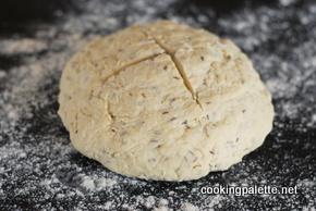 irish soda bread with caraway (6)