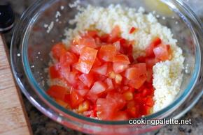 cous cous vegetable salad  (3)