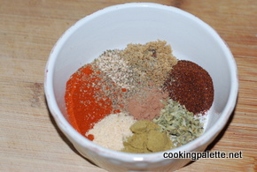 pork or chicken in smoky mole style rub (6)