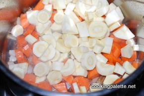 cauliflower soup with truffle oil (4)