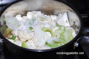 cauliflower soup with truffle oil (5)