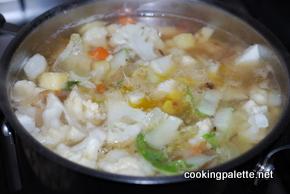 cauliflower soup with truffle oil (7)