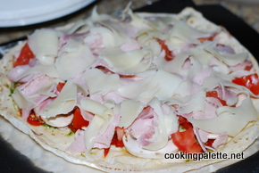 flat bread with topping (11)