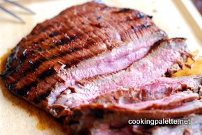 lime marinated flank steak (11)