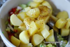 potato salad with hot smoked fish (10)
