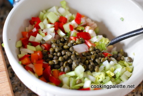 potato salad with hot smoked fish (7)