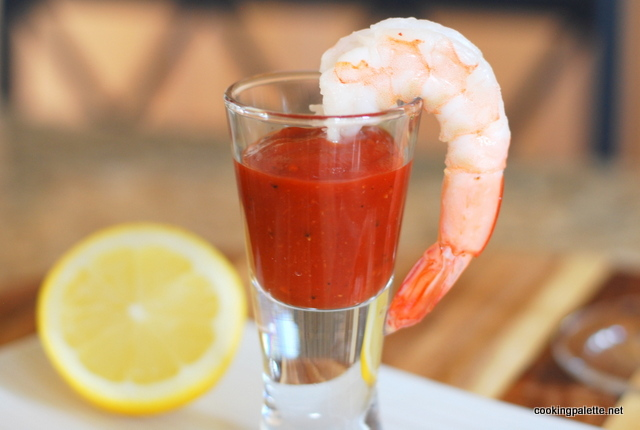 shrimp cocktail and sauce  (12)