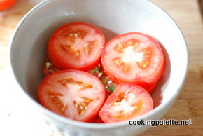 tomato salad with pistou (5)