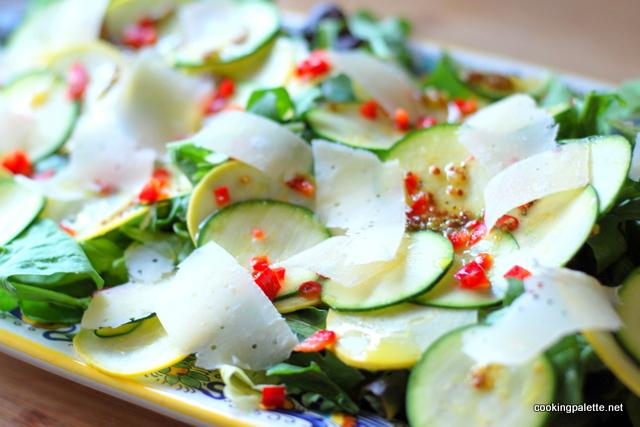 zucchini carpaccio  (12)