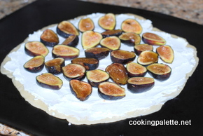 fig and goat cheese galette (6)