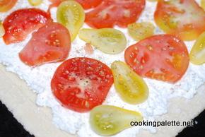 tomato ricotta tart (6)