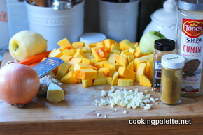butternut apple ginger soup (2)