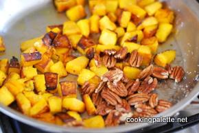 caramelized pumpkin salad (3)