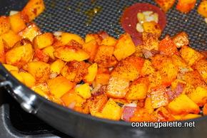 quinoa pumpkin cranberry salad (2)