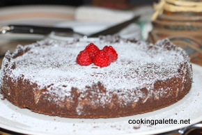chocolate mousse cake (25)