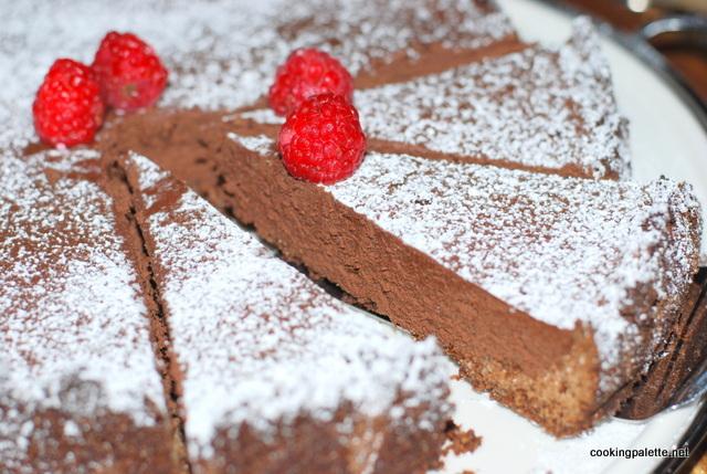 chocolate mousse cake (28)