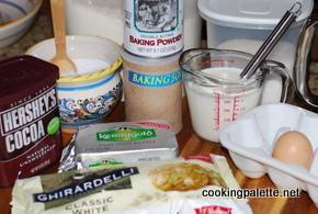 white choc choc muffins  (2)
