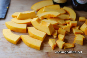 pumpkin bacon cheese salad (2)-001
