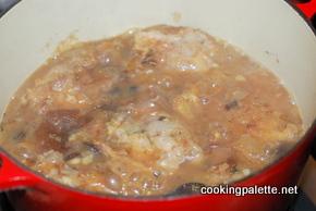 chicken stew wild mushrooms (10)