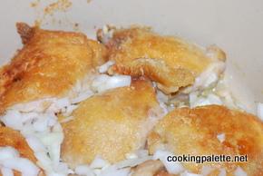 chicken stew wild mushrooms (5)