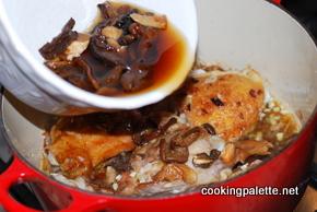 chicken stew wild mushrooms (8)