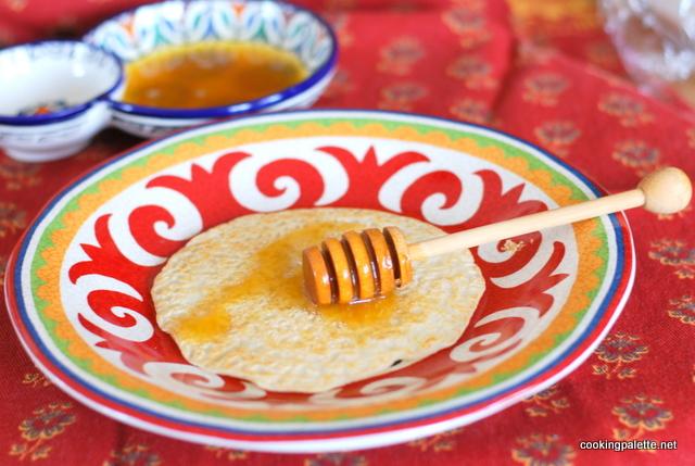 moroccan semolina pancakes  (12)