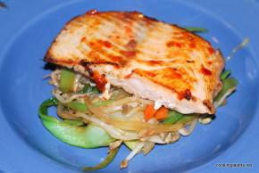 asian salmon with veg stir fry (13)