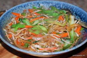 asian salmon with veg stir fry (16)