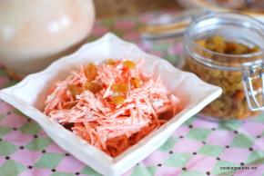 carrot raisin salad (7)