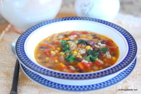 moors and christians soup (10)