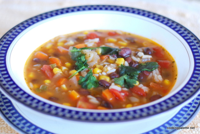 moors and christians soup (8)