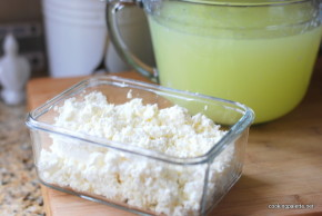 homemade cottage cheese (11)