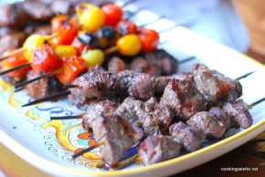 lamb kebabs wine marinade   (9)