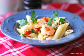 pasta with shrimp  (14)