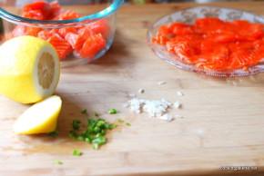 salmon crudo (5)