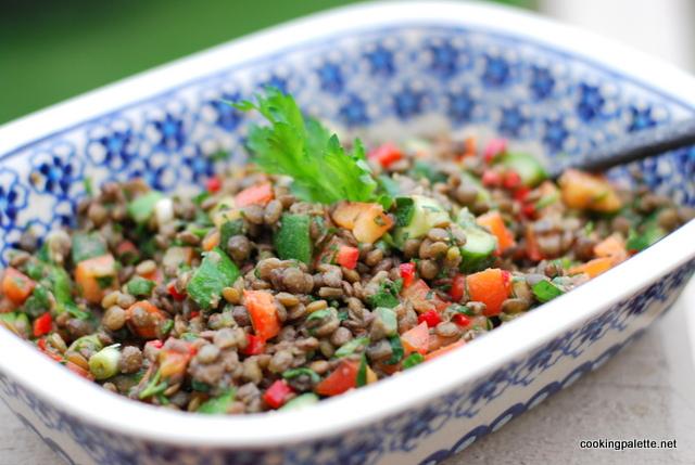 lentil salad (5)