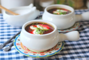 sorrel or spinach beet soup (10)