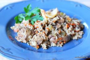 chicken liver pilaf (9)