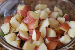 potato green bean salad (4)