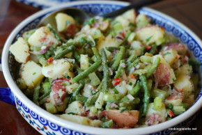 potato green bean salad (6)