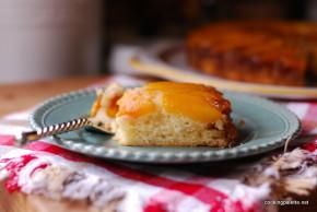upside down peach cake  (22)