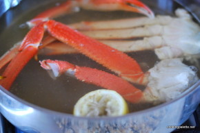 crab legs garlic butter sauce (2)