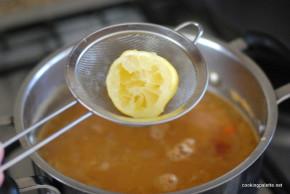 red lentil soup with lemon (10)