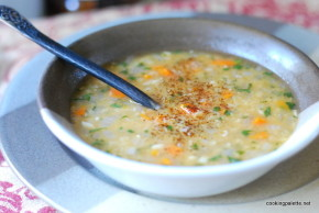 red lentil soup with lemon (19)