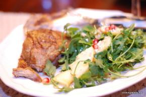 apple pomegranate salad (15)