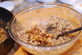 buckweat mushroom patties (6)